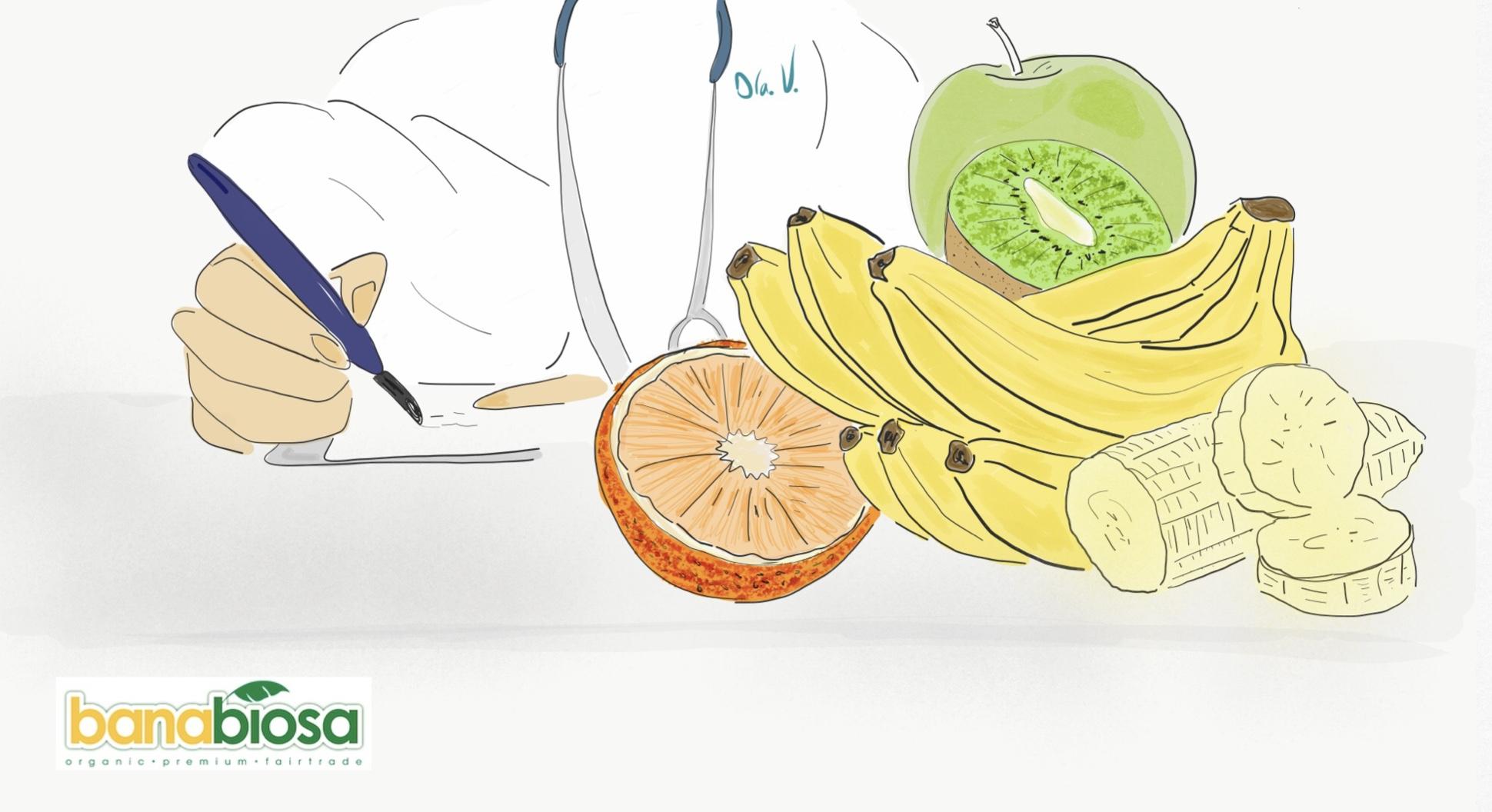 Benefits bananas